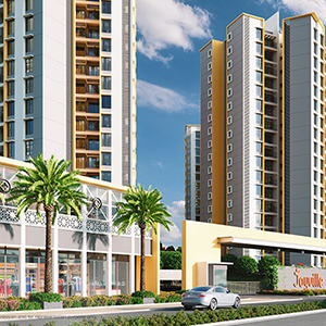 Shapoorji Pallonji Manjri apartments